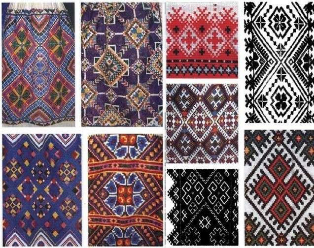 Таємничі коди предків  12 головних символів української вишивки 44a05700d85f9