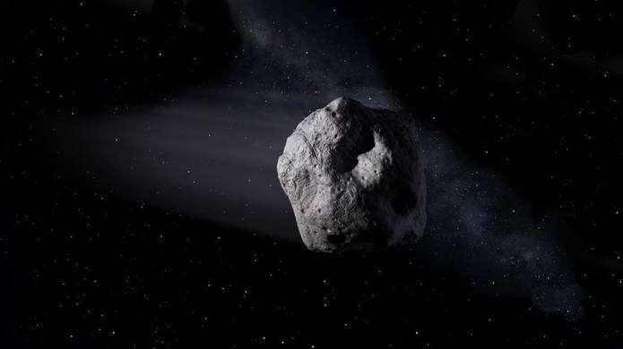 НАСА повідомило про наближення доЗемлі астероїда розміром зфутбольне поле