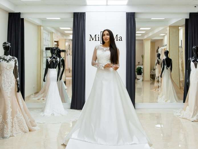 Салон весільних суконь «МіМа» - не проходьте повз! 96354112a97ca