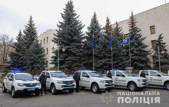 Франківські вибухотехніки отримають нові автомобілі (фотофакт)