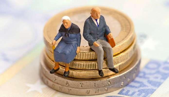 Мінімальна пенсія вУкраїні зросла до1497 грн