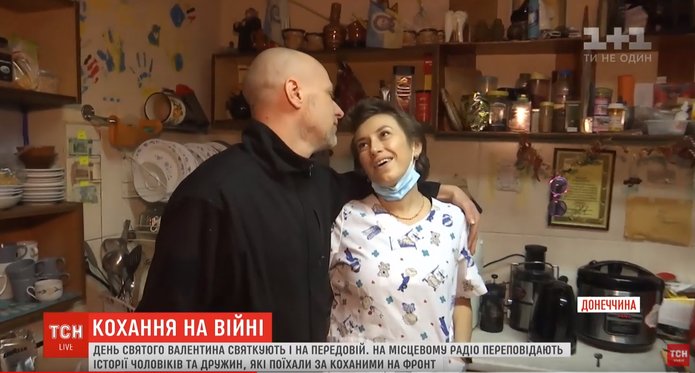 Стоматолог з Чернівців розповіла про кохання на фронті (ВІДЕО) 4de334ecd2756