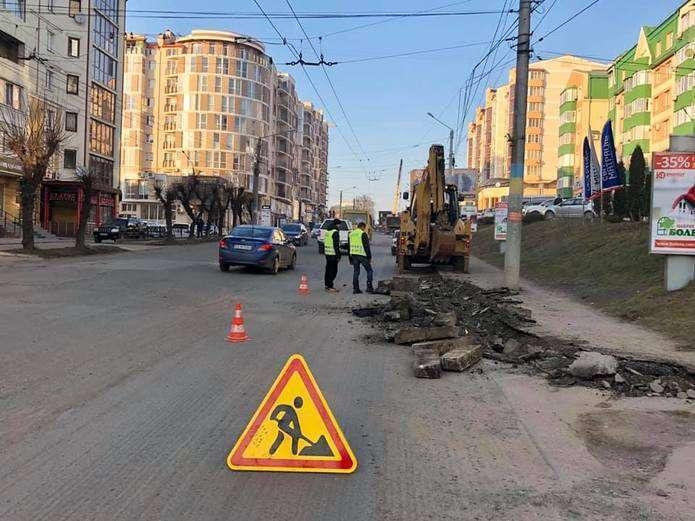 bec151d1b19507 Поради газовиків не врахували під час ремонту проспекту та Героїв Майдану