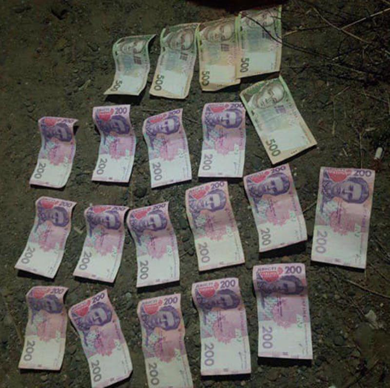 П'яний водій без документів намагався відкупитися від відповідальності за 5 тисяч гривень