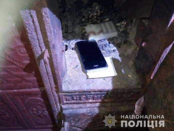 Буковинець вкрав телефон та сховав його у пічці (ФОТОФАКТ)