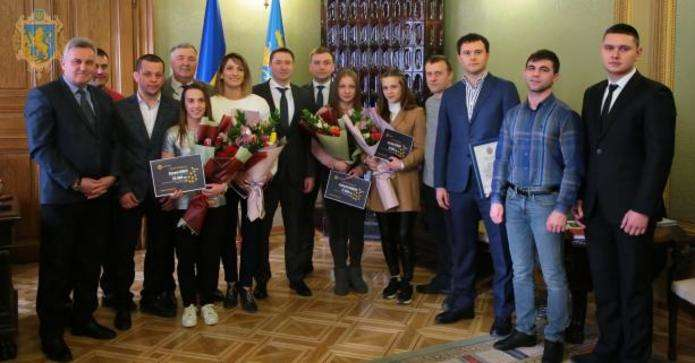 Буковинська борчиня отримала нагороду від Львівської ОДА