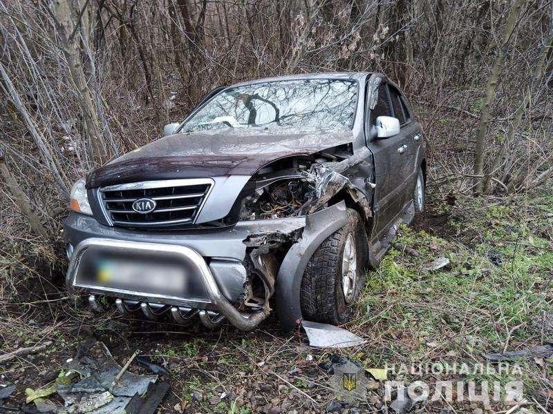 Аварія на Буковині: постраждали троє дітей (ФОТО)
