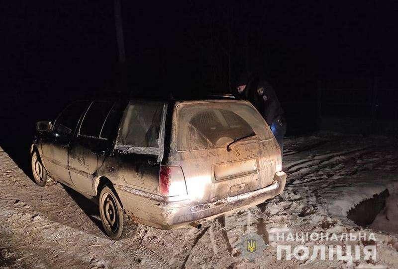 На Буковині п'яний водій хотів підкупити поліцейських