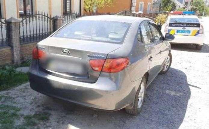 Забув, де припаркувався: чернівчанина оштрафували за фейковий виклик